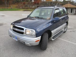 Chevrolet Tracker LT 2001
