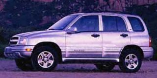 Used 2002 Chevrolet Tracker LT in Chicago, Illinois