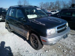 Used 2002 Chevrolet Tracker LT in Lexington, Kentucky