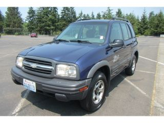 Used 2001 Chevrolet Tracker ZR2 in Shoreline, Washington