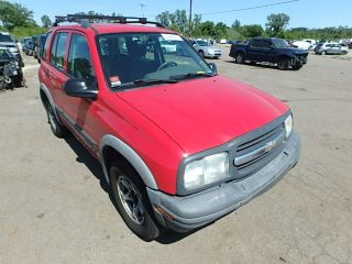 Chevrolet Tracker ZR2 2001