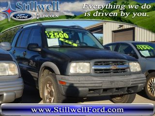 Used 2001 Chevrolet Tracker ZR2 in Hillsdale, Michigan