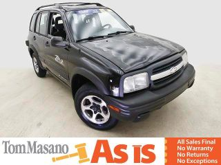Chevrolet Tracker ZR2 2002