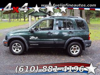 Chevrolet Tracker ZR2 2003