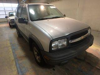 Chevrolet Tracker ZR2 2001