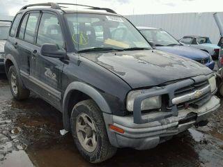 Chevrolet Tracker ZR2 2002