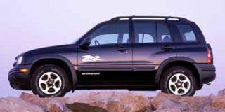 Chevrolet Tracker ZR2 2003