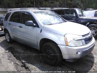 Used 2006 Chevrolet Equinox LS in Jacksonville, Florida