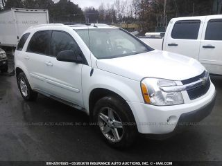 Used 2005 Chevrolet Equinox LT in Gibsonia, Pennsylvania