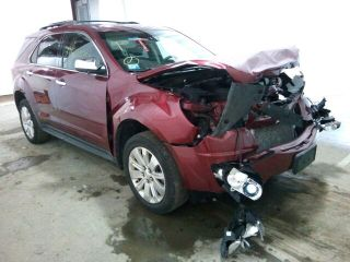 Chevrolet Equinox LTZ 2010