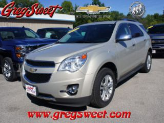 Used 2010 Chevrolet Equinox LTZ in North Kingsville, Ohio