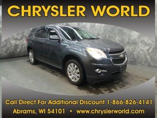 Used 2010 Chevrolet Equinox LT in Jackson Heights, New York
