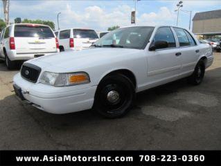 Stone Park Police >> Used 2011 Ford Crown Victoria Police Interceptor In Stone Park Illinois