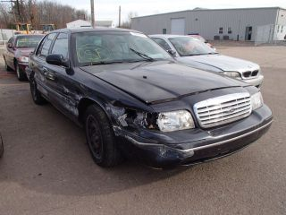 Ford Crown Victoria Police Interceptor 2003