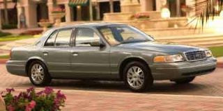 2003 Ford Crown Victoria Standard