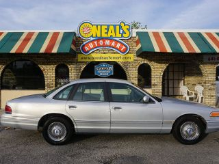 1996 Ford Crown Victoria Fleet