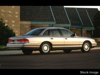 Ford Crown Victoria LX 1995