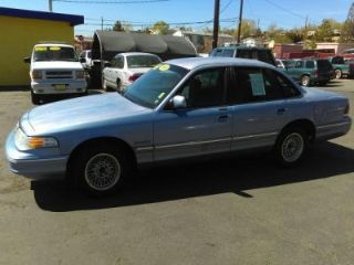 Used 1995 Ford Crown Victoria LX in Reno, Nevada