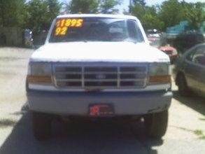 1992 Ford F-Super Duty