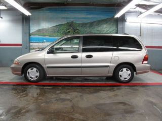 used 2002 ford windstar lx in chatsworth california top cheap car