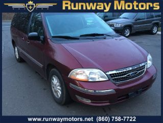 Used 2000 Ford Windstar SE in Windsor Locks, Connecticut