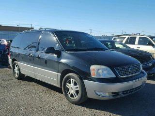 Ford Freestar Limited Edition 2004