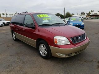 2004 Ford Freestar Limited Edition