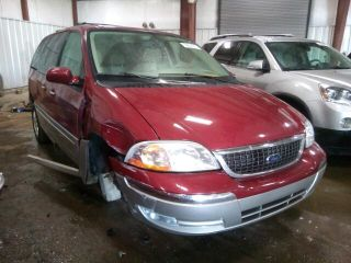 Ford Windstar Limited Edition 2003