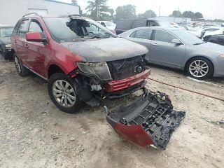 Ford Edge SEL Plus 2007