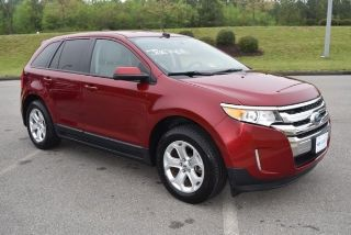 Used 2013 Ford Edge SEL in Ashland, Virginia