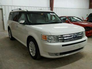 Ford Flex SEL 2009