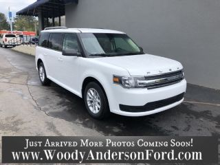 Used 2018 Ford Flex SE in Huntsville, Alabama