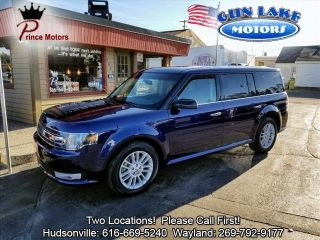 Used 2016 Ford Flex SEL in Wayland, Michigan