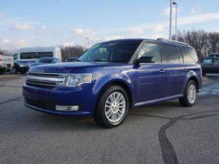 Ford Flex SEL 2013