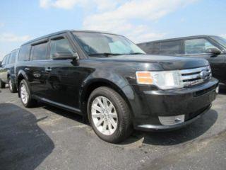 Ford Flex SEL 2010