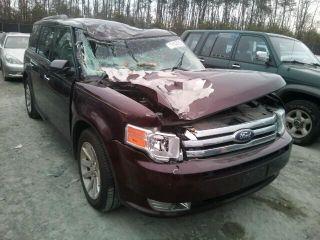 Ford Flex SEL 2011