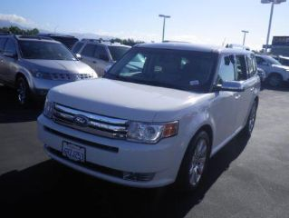 Used 2011 Ford Flex Limited in Irvine, California