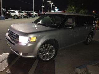 Ford Flex Limited 2010