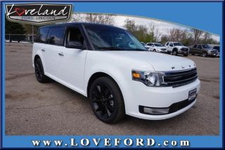 Used 2016 Ford Flex SEL in Loveland, Colorado