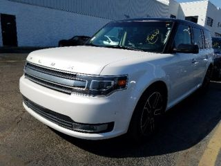 Ford Flex Limited 2014