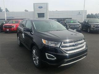 New 2018 Ford Edge Titanium in Nashua, New Hampshire