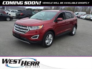 Used 2015 Ford Edge SEL in Getzville, New York