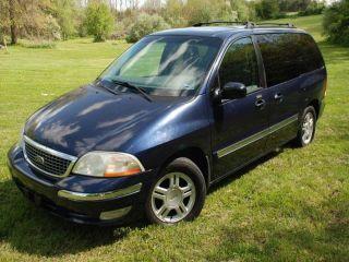 Used 2002 Ford Windstar SE in Springfield, Missouri