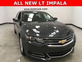 Used 2018 Chevrolet Impala LT in Louisville, Kentucky