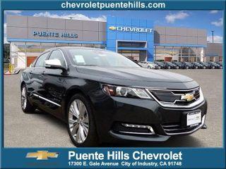 Chevrolet Impala Premier 2018