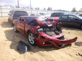 Chevrolet Camaro LT 2012