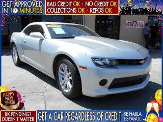 Used 2014 Chevrolet Camaro LS in South Gate, California