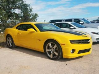 Used 2013 Chevrolet Camaro SS in Lake Wales, Florida