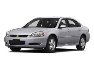 Chevrolet Impala LS 2015