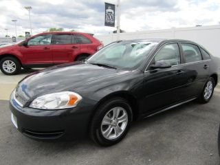 Used 2015 Chevrolet Impala LS in Muscle Shoals, Alabama